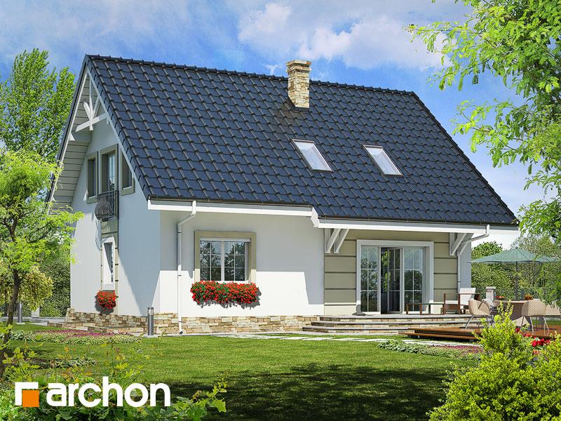 Dom v lucerne (P) ver.2 - Vizualizácia 2