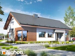 Projekt domu ARCHON+ Dom v galách 4