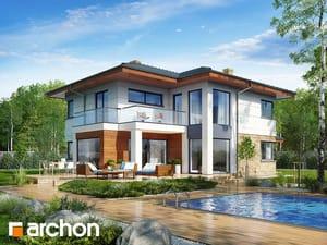 Projekt domu ARCHON+ Vila Olivia 2